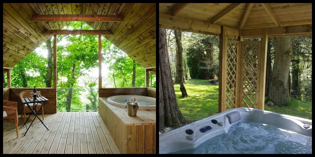 Top 5 Romantic Cottages For 2 With A Hot Tub In Ireland