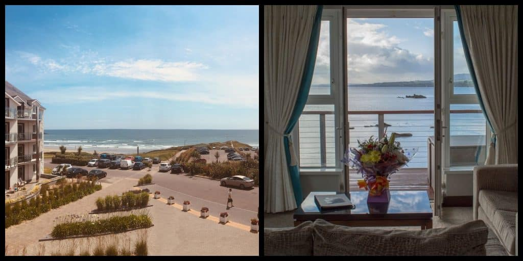 10 hotels in Ireland with a stunning sea view
