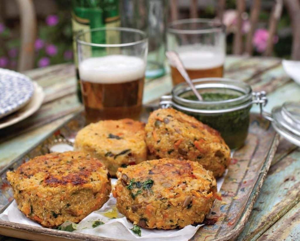Blazing Salads – perfect for picnics