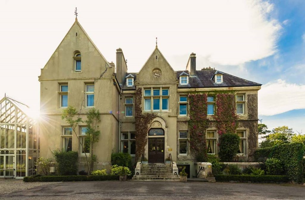 The Cahernane House is another of the best hotels in Killarney.
