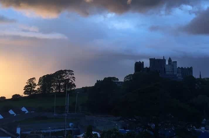 Baileys Hotel, Cashel – for views of the Rock