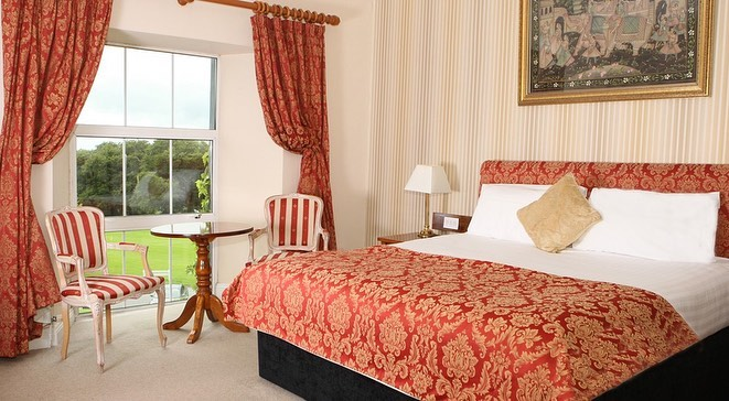 The Castle Oaks House Hotel is one of the best family hotels in Ireland.