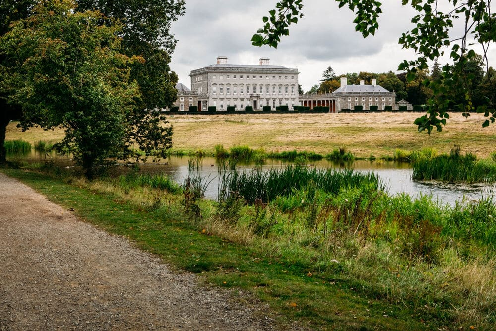 Castletown House, Co. Kildare – the largest Palladian mansion in Ireland