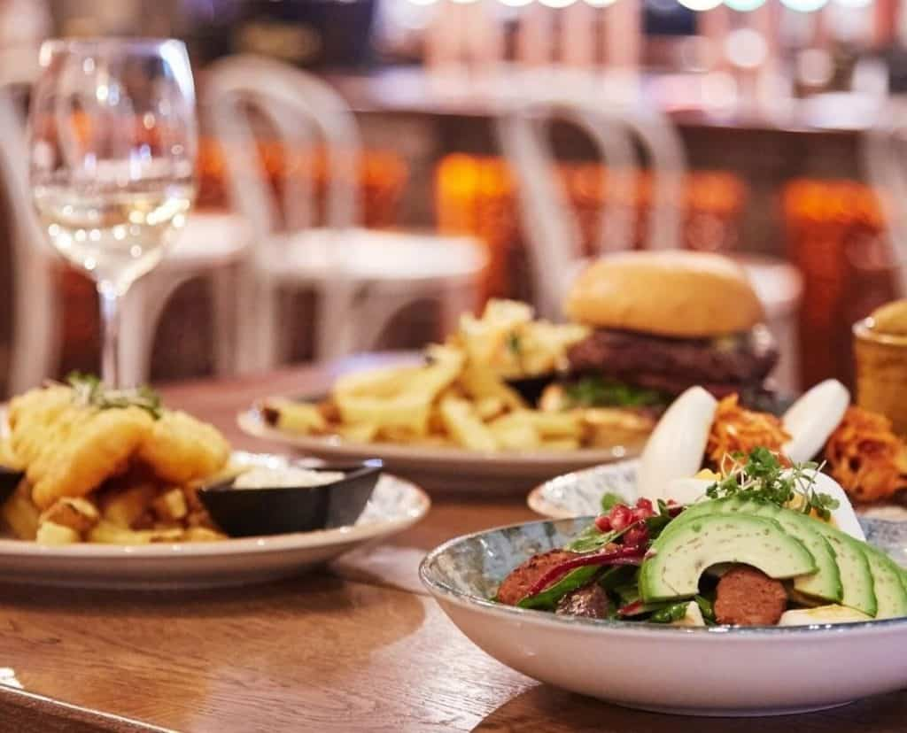 Clancys Cork - for rooftop brunch with added bingo fun