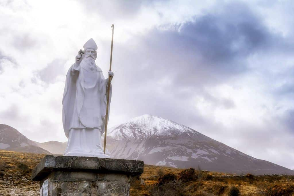 Croagh Patrick, County Mayo – travel in the footsteps of Ireland's patron saint