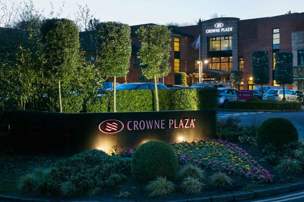 Crowne Plaza – for one of the best family hotels in Belfast