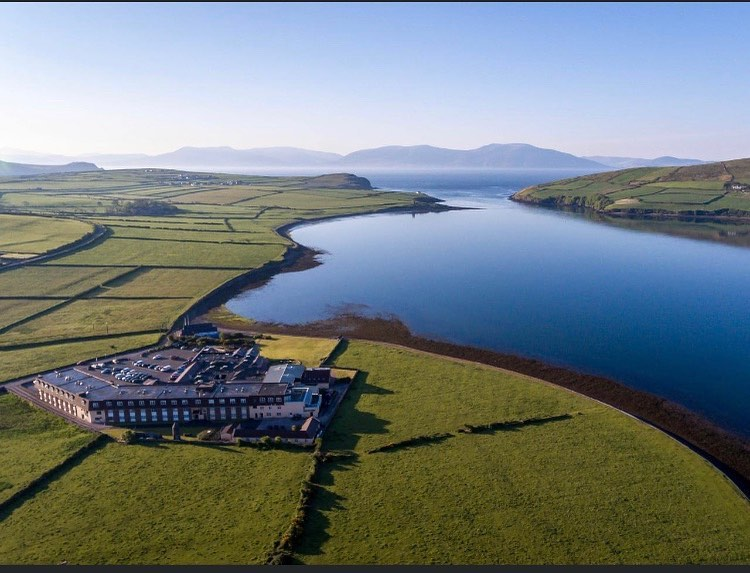 Dingle Skellig Hotel & Peninsula Spa - a family-friendly luxury hotel with its own spa
