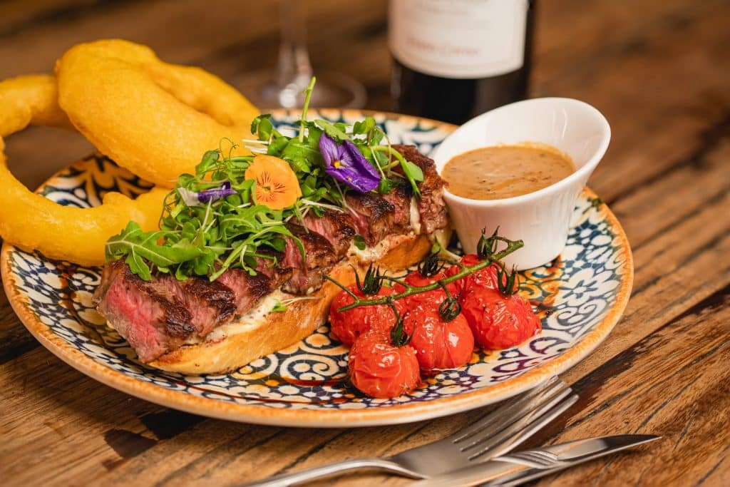Dwyers of Cork – for bottomless brunch