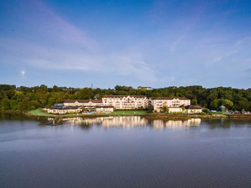 The Ferrycarrig Hotel, Ferrycarrig - where kids get entertained by an in-house clown