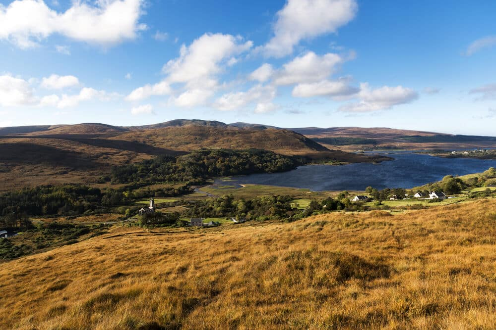 A trip to Dunlewey was always on the cards if you went to the Gaeltacht in Donegal.