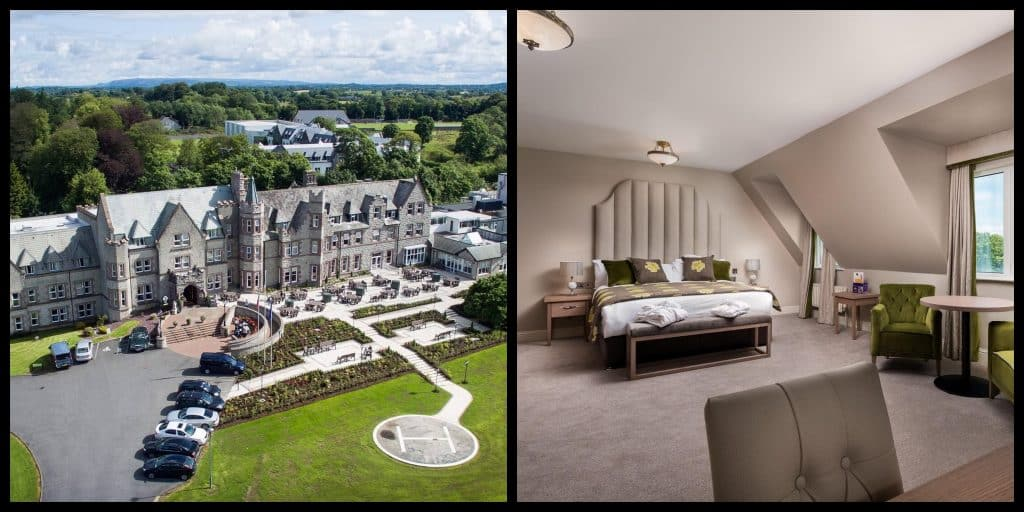 Giveaway Alert: win a 2-night stay and dinner in one of 29 Irish hotels