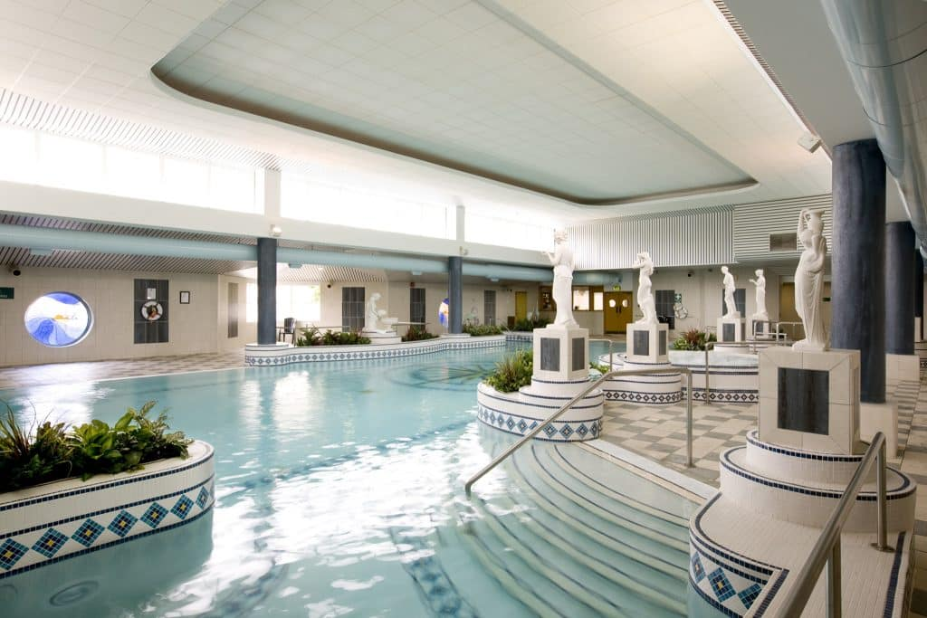 The Grand Hotel, Malahide - for a stylish spa break North of the city