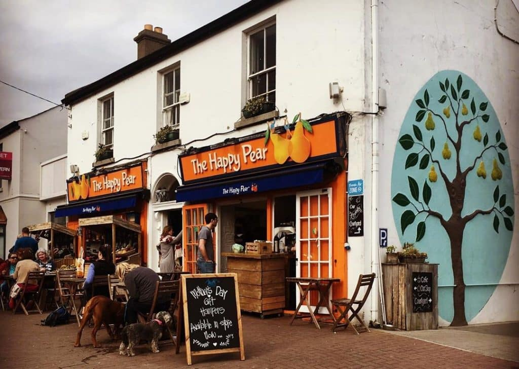 The Happy Pear is one of the best vegan-friendly brunch spots in Ireland.