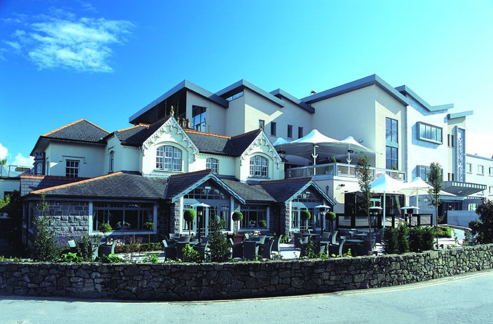 Hotel Kilkenny - a stylish holiday base with an in-house kids club