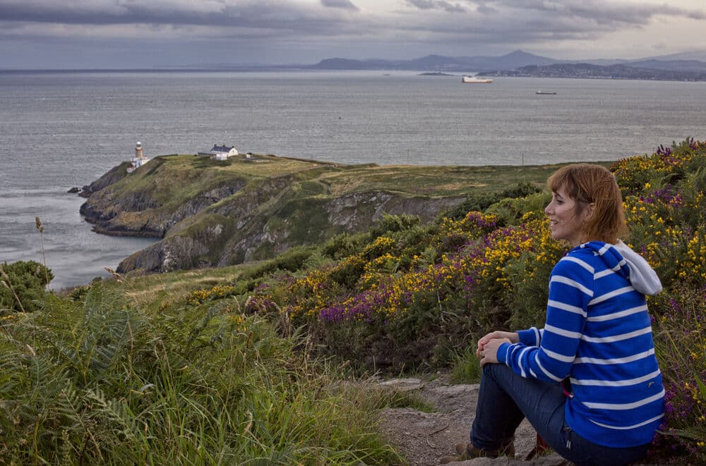 Howth Cliff Walk (Co. Dublin) – escape from the city