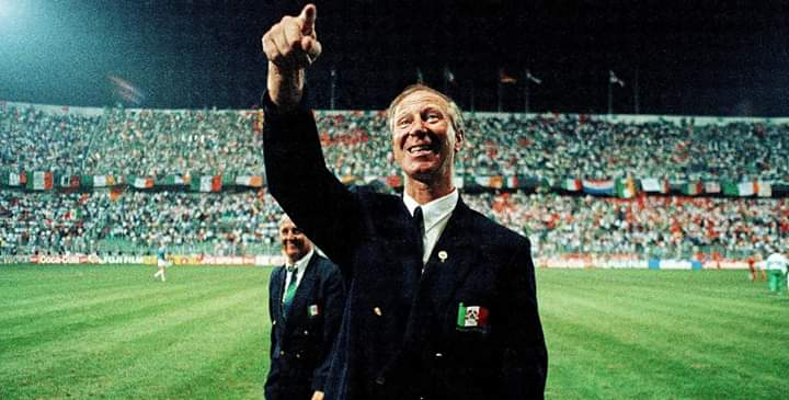 Put em under Pressure (Irish Italia 90 Squad) – capturing the mood of a sporting nation