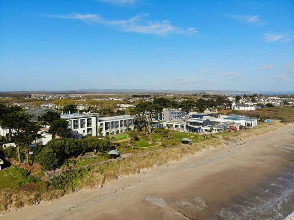 Kelly's Resort & Spa (Co. Wexford) – parents will love it here