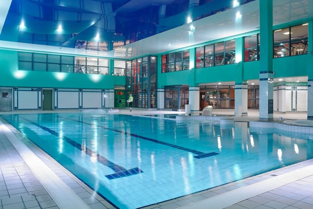 Kilkenny Ormonde Hotel - a kids' paradise with a splash pool, family dining and DVDs