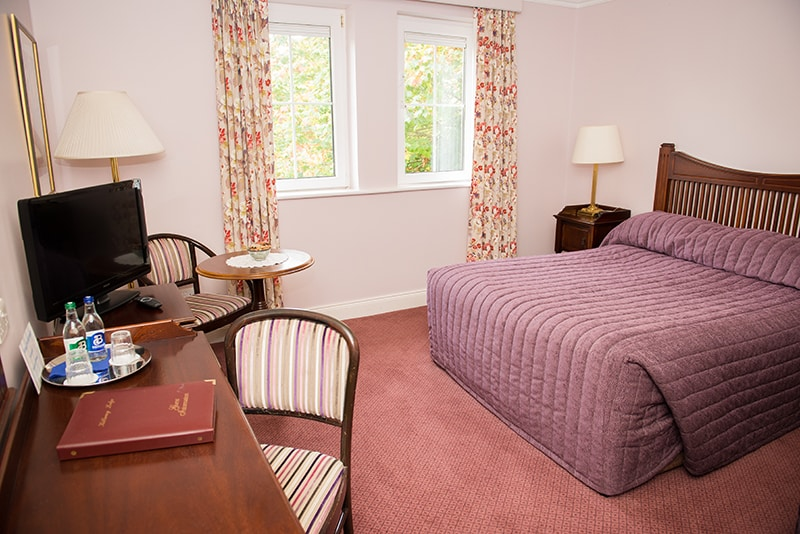 The Killarney Lodge Guesthouse kicks off our list of the best hotels in Killarney.