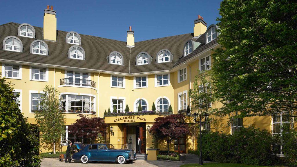 Killarney Park Hotel – a five-star experience in the best hotel in Killarney.