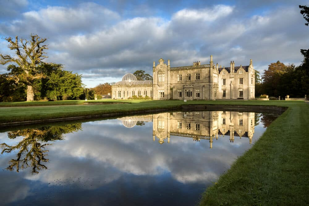 Kilruddery House and Gardens are some of the most beautiful public gardens in Ireland.
