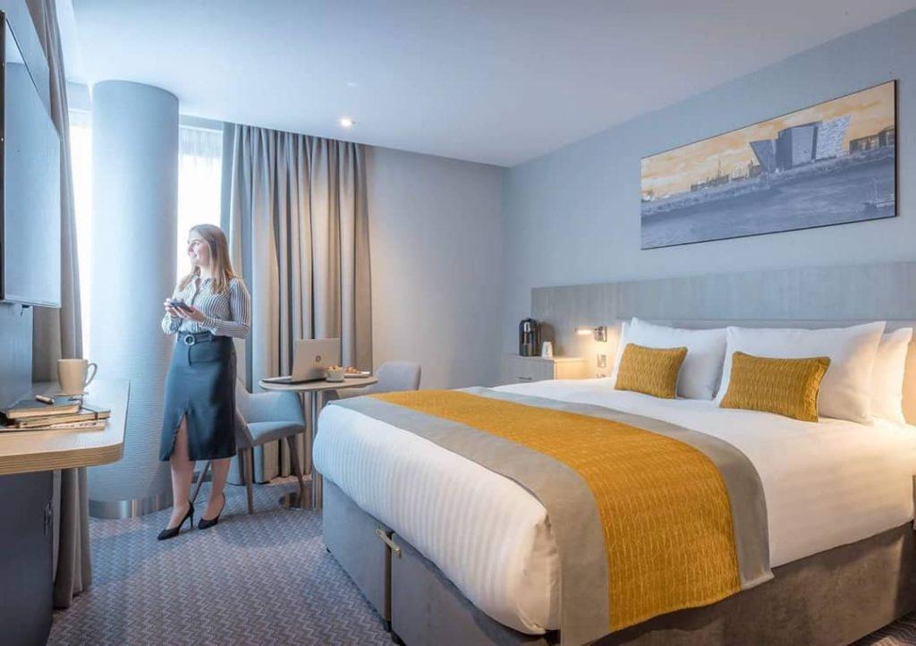 Maldron Hotel Belfast City - a comfy base in a top-notch location