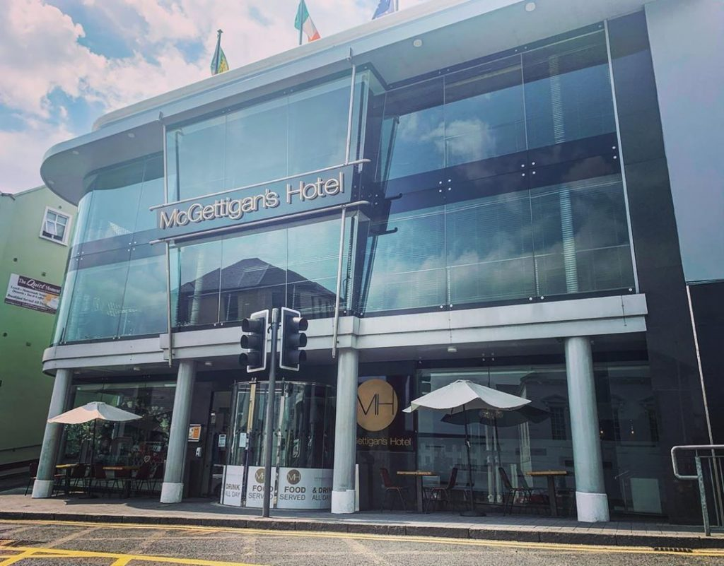McGettigan's Hotel – the place for your summer staycation