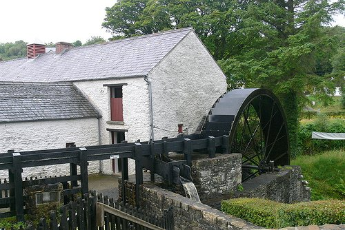 Newmills Corn and Flax Mills, Co. Donegal – a working mill steeped in history