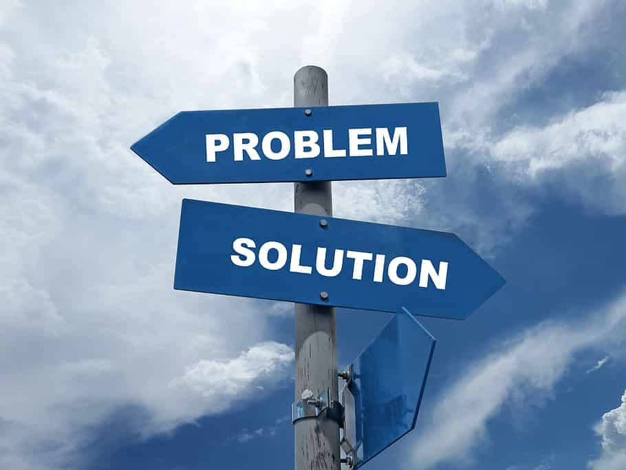 Your problems – keep this for your close friends