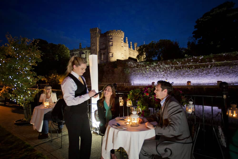 Another in Kilkenny, the River Court is one of the best hotels with a castle view in Ireland.