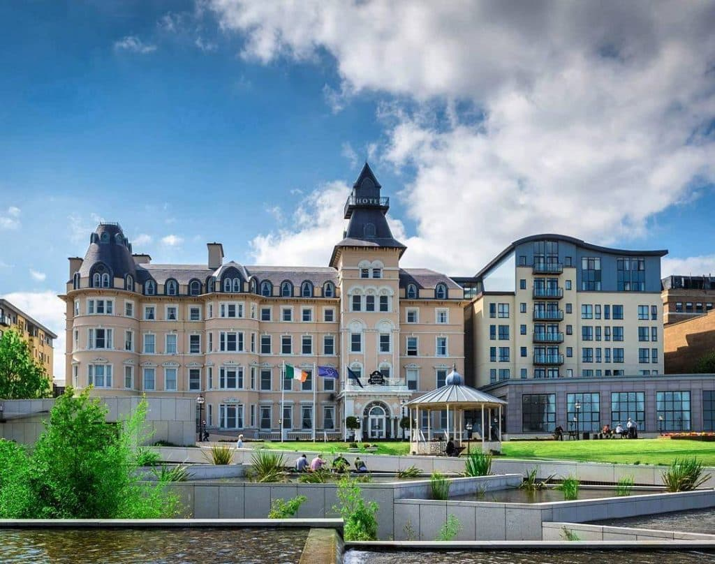The Royal Marine Hotel, Dun Laoghaire (Co. Dublin) – a retreat from the stress of city life