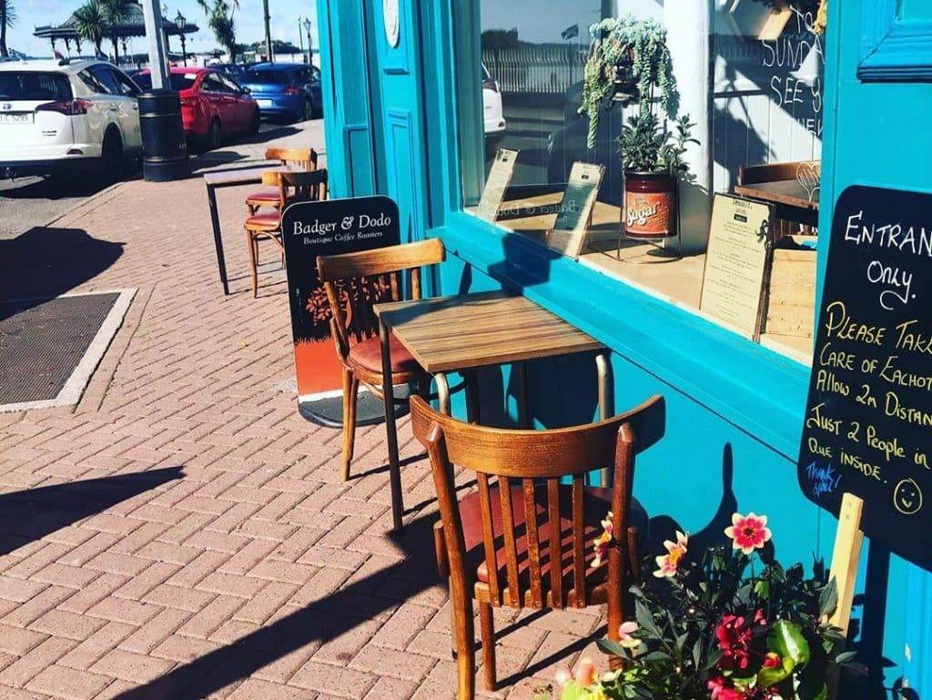 Seasalt of Cobh is one of the best brunch spots in Cork.
