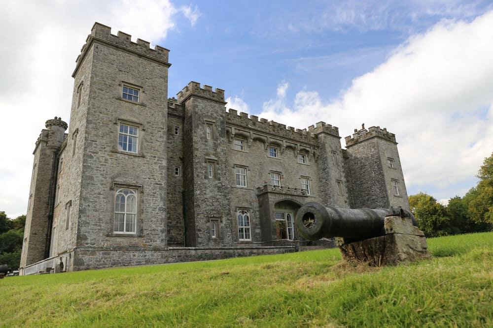 Slane Castle – a famous Irish castle