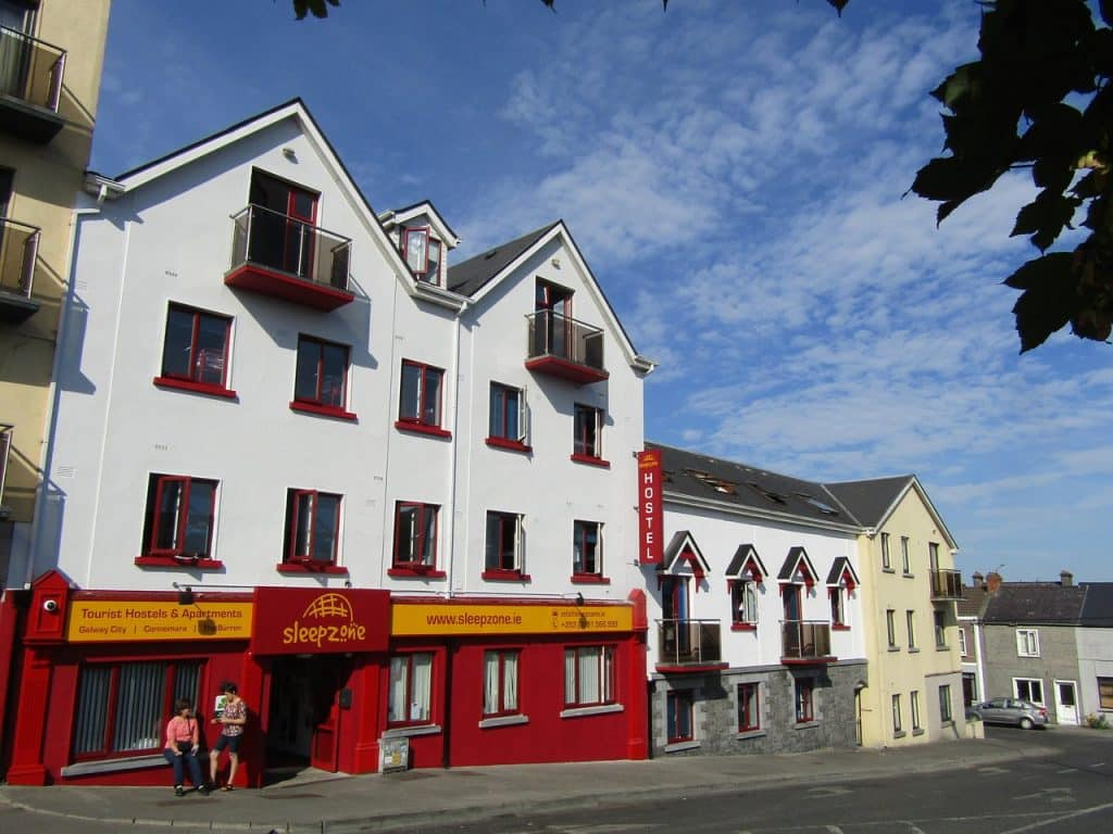 For some of the best deals in town head to Sleepzone, one of the best hostels in Galway.