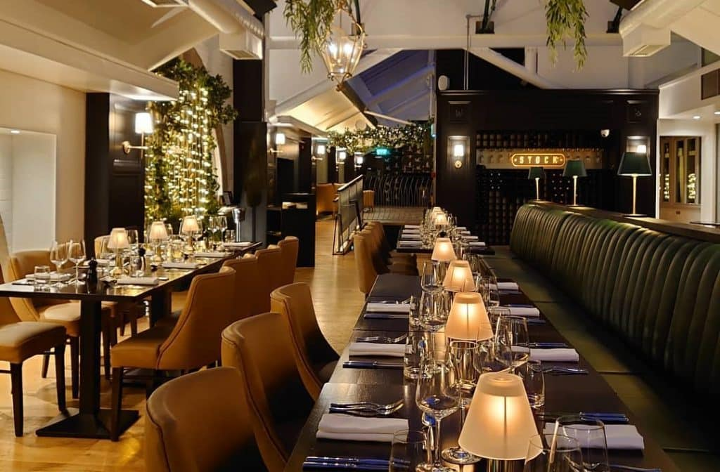 Stock Kitchen and Bar – for Michelin Star standard cuisine