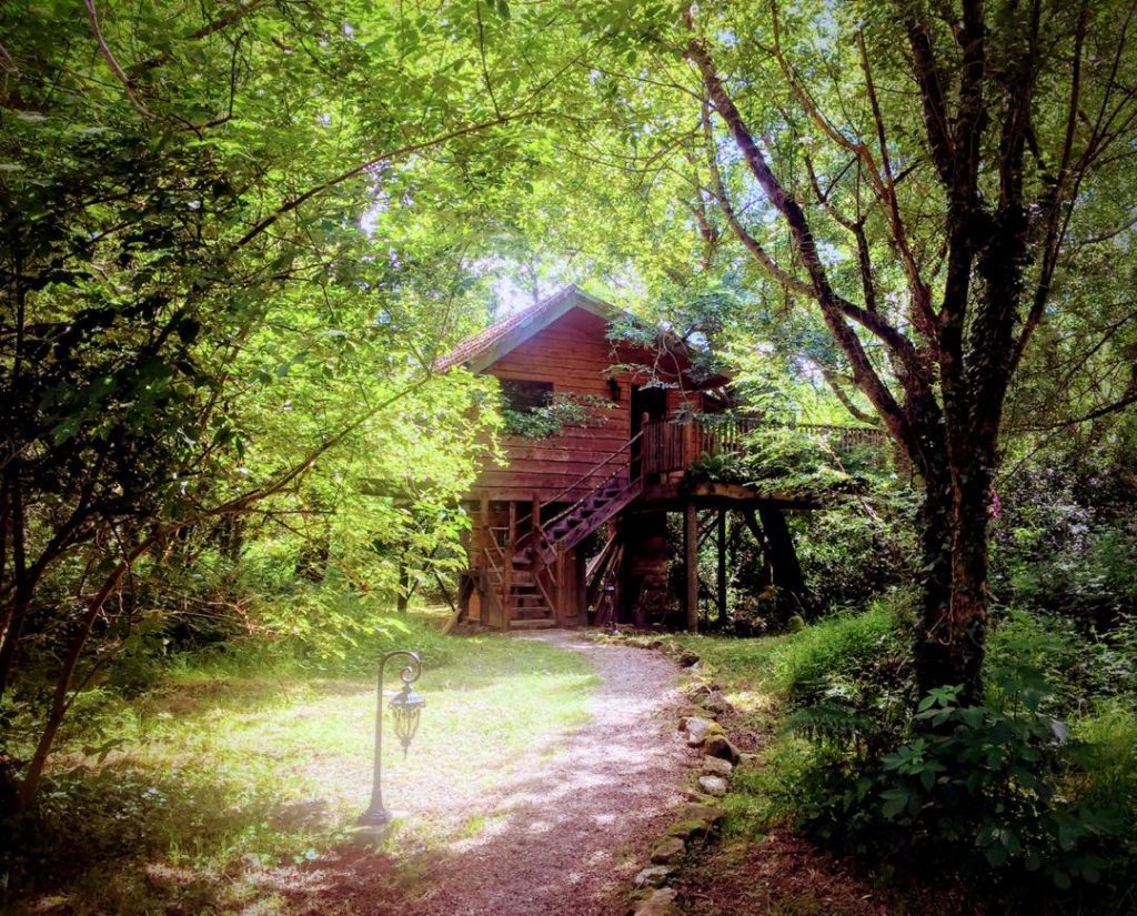 Teapot Lane (Co. Leitrim) - for a romantic weekend in the woods