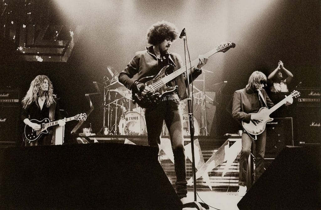 The Boys are back in Town (Thin Lizzy) – one of the best Irish songs of all time