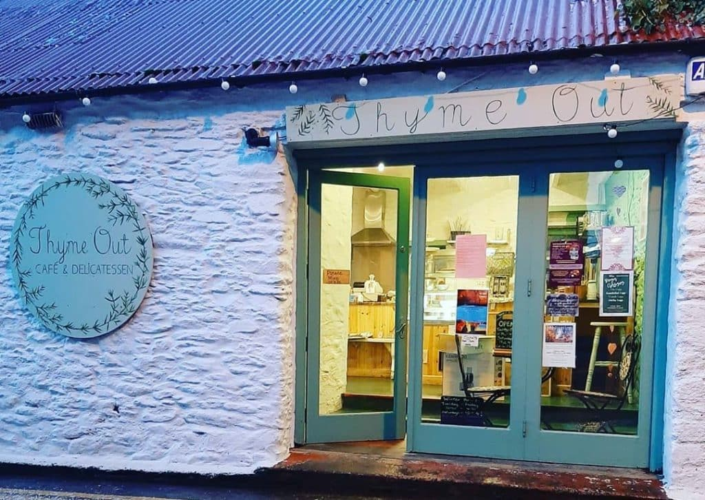 Thyme Out in Dingle, Kerry is one of the best vegan spots.