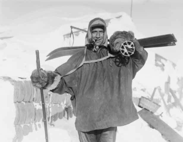 The greatest act of bravery in the history of Antarctic exploration – a legendary Irish explorer