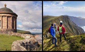 Top 10 best cliff walks in Ireland, RANKED