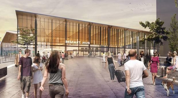 The new Transport Hub would certainly help to establish Belfast as the best city in Ireland.