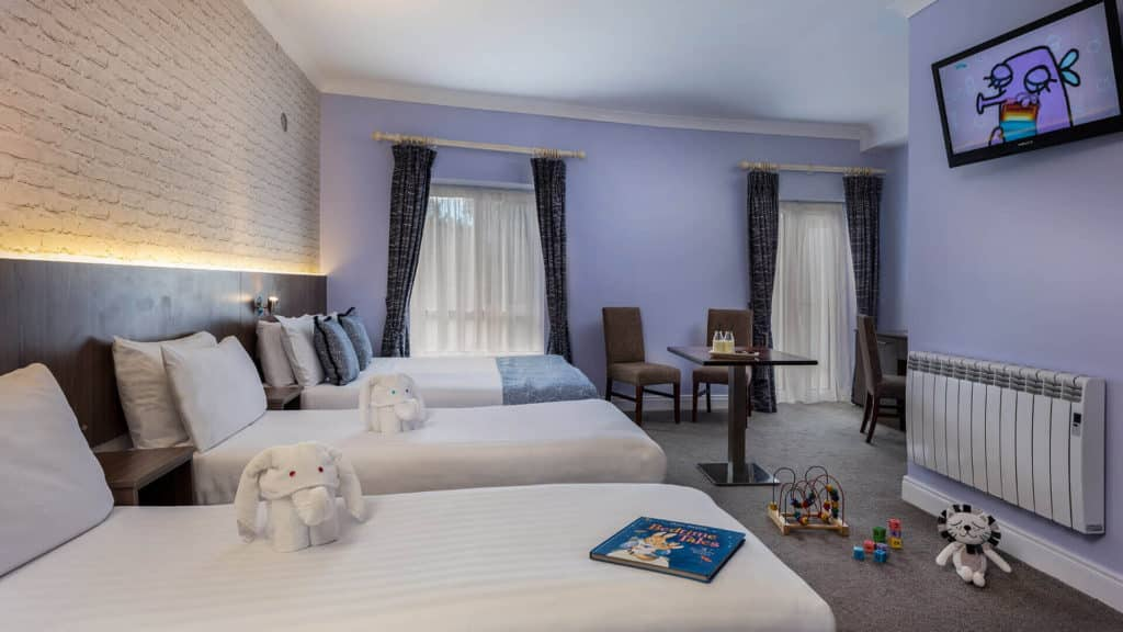 Treacys Hotel, Enniscorthy – for one of the best family hotels in Wexford