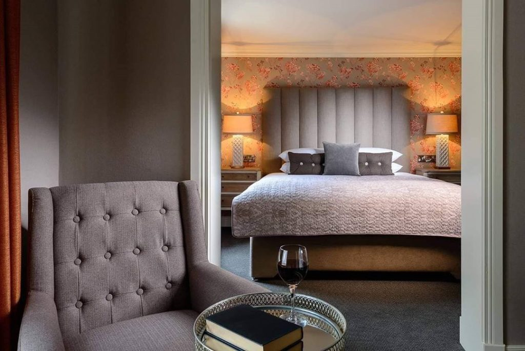 Victoria House Hotel – a smart and stylish stay in one of the best hotels in Killarney.