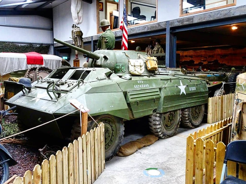 Irish Military War Museum & Family Park – showcasing Ireland's military history, and is one of the best things to do in County Meath.