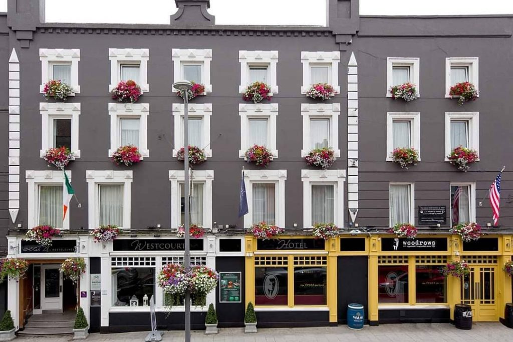 Westcourt Hotel – for one of the best hotels in Drogheda