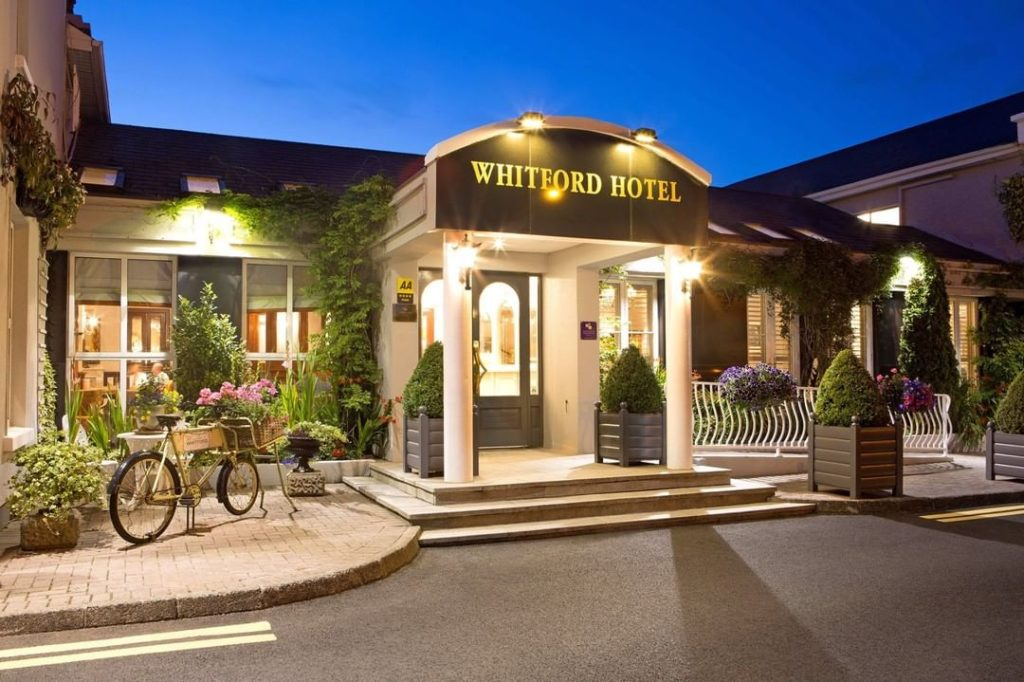The Whitford House Hotel is without doubt one of the best family hotels in Wexford.