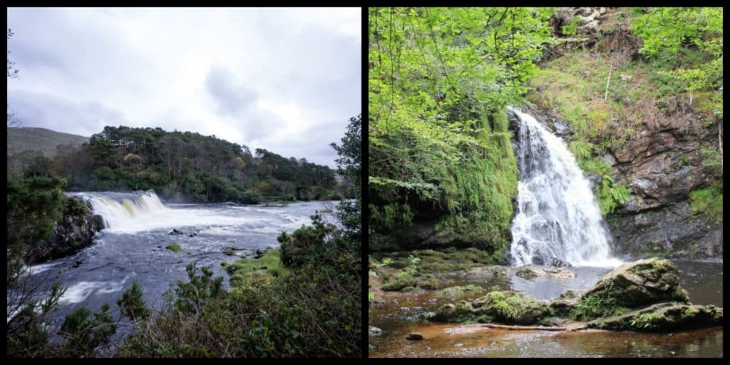 The 5 best waterfalls in Mayo and Galway, ranked
