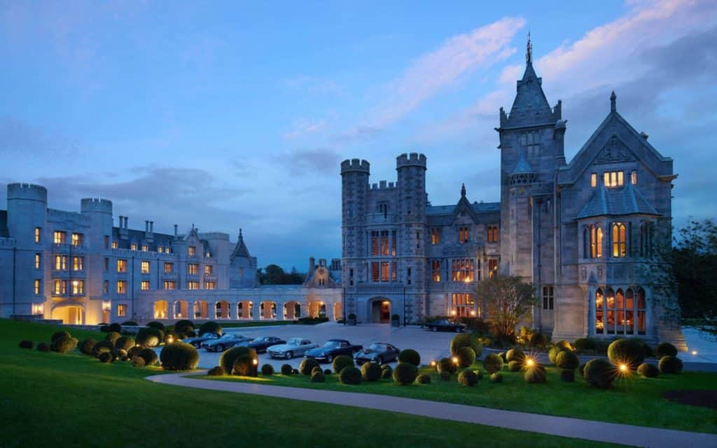 Adare Manor, Co. Limerick – a dream castle hotel for exploring the West