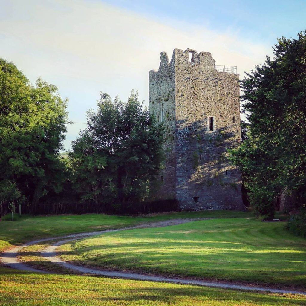 Ballintotis Castle in County Cork is a must-see!