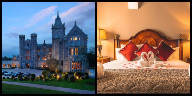 10 Castle Hotels in Ireland we'd all love to stay in